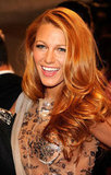 "Of her short-lived redhead look, which she had colored for her role in Hick, Blake exclaimed, ""I feel like Ariel."""