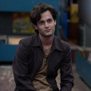 Pictures of Penn Badgley as Jeff Buckley in Greetings From Tim Buckley