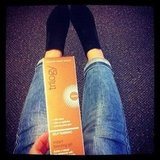 Alison introduced her legs to Trilogy Bronzing Gel and was stoked with the result.