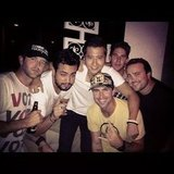 Brody Jenner hung out with his crew. Source: Instagram user brodyjenner
