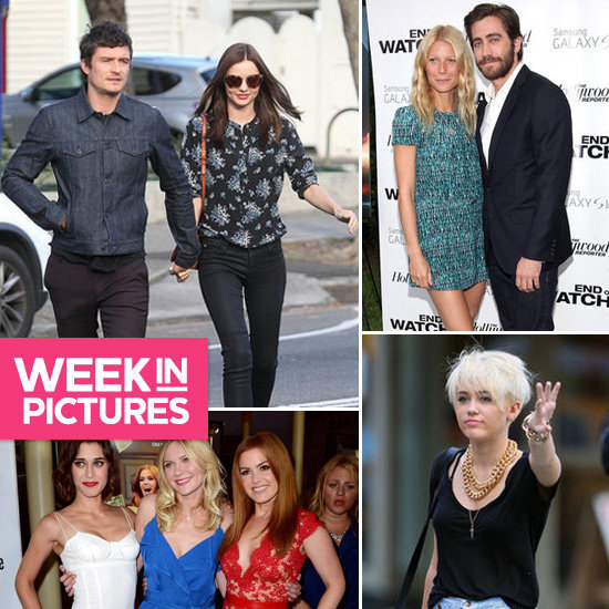 The Week in Pictures: Miranda Kerr, Gwyneth Paltrow, Jake Gyllenhaal & More!