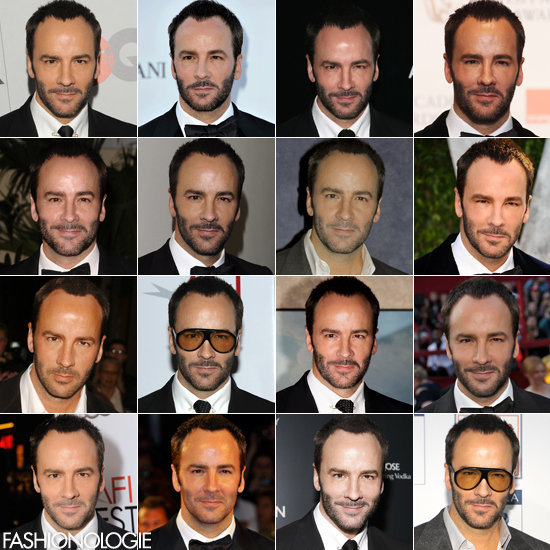 The Many Sayings — and Faces — of Tom Ford