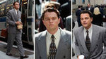 Video: See Hot Leonardo DiCaprio Hit Wall Street — Clean Cut and New Hair!