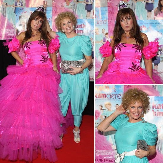 Style Secrets We Learnt From the Kath and Kimderella Red Carpet Premiere
