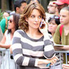 Tina Fey &amp; Alec Baldwin Shoot 30 Rock 7th Season | Pictures