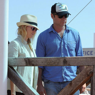 Liev Schreiber and Naomi Watts at Venice Film Festival
