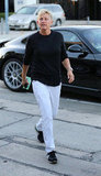Ellen DeGeneres and Portia de Rossi Match Up For a Dinner Date