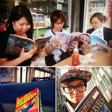 Scenes From International Read Comics in Public Day