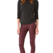 This season, we're reaching for skinnies made over in Autumn's rich — and totally on-trend — oxblood hue.