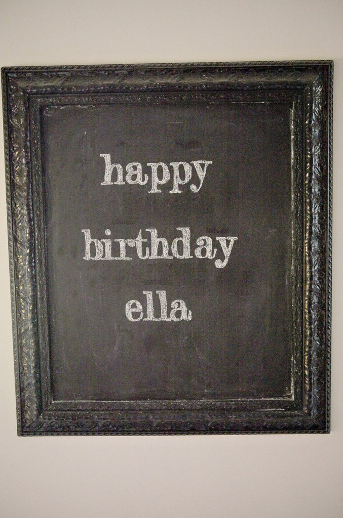 Happy Birthday, Ella!