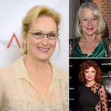 Sage and Over 60: Hollywood's Leading Ladies on Aging Gracefully