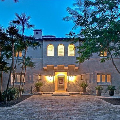 Jennifer Lopez's Former Miami Home Pictures