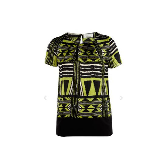 Top, approx $38, Linea at House of Fraser