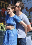 Adam Shulman kissed Anne Hathaway in LA.