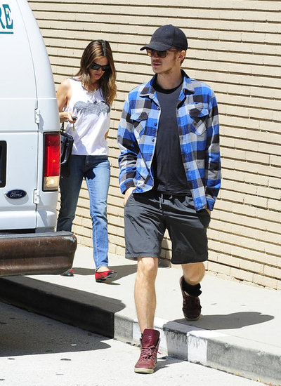 Rachel Bilson and Hayden Christensen Soak Up the Last Days of Summer