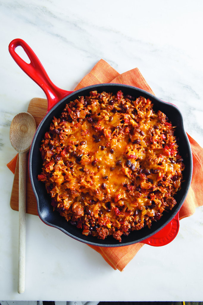 Kid-Friendly Recipes: Mexican Skillet Casserole