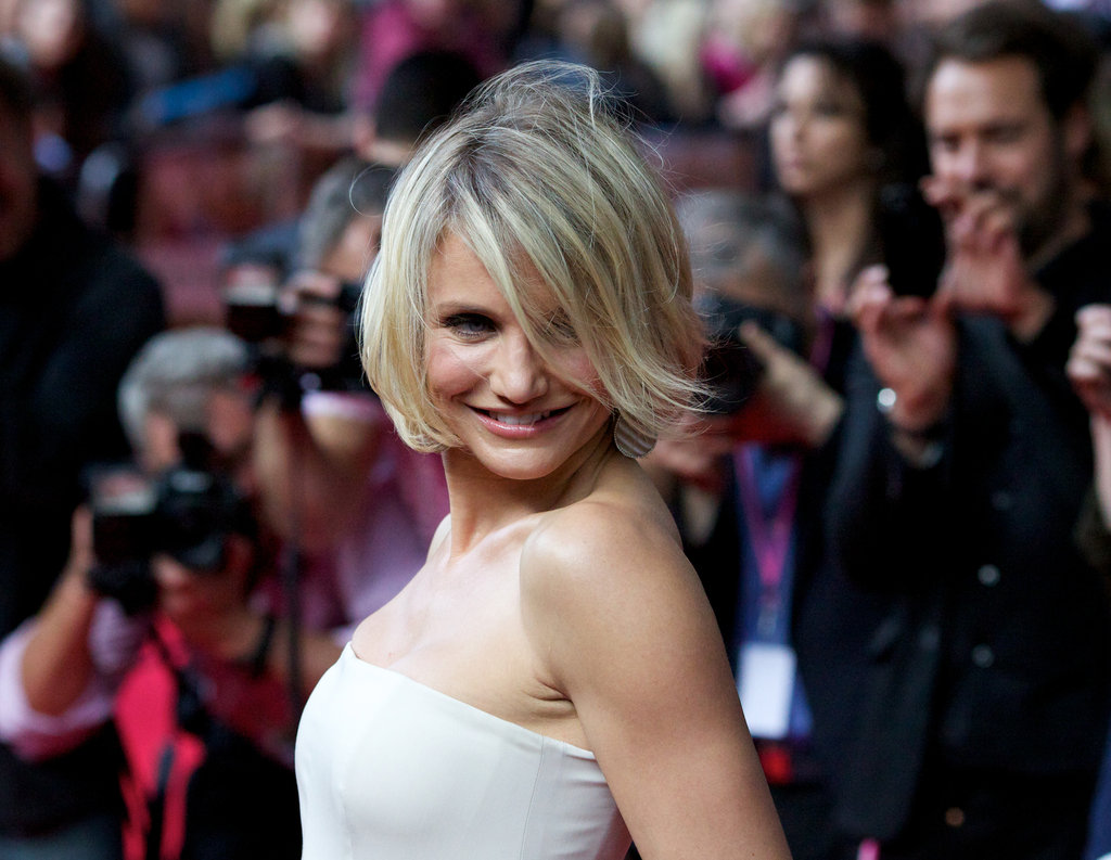 Cameron Diaz's Fit Philosophy
