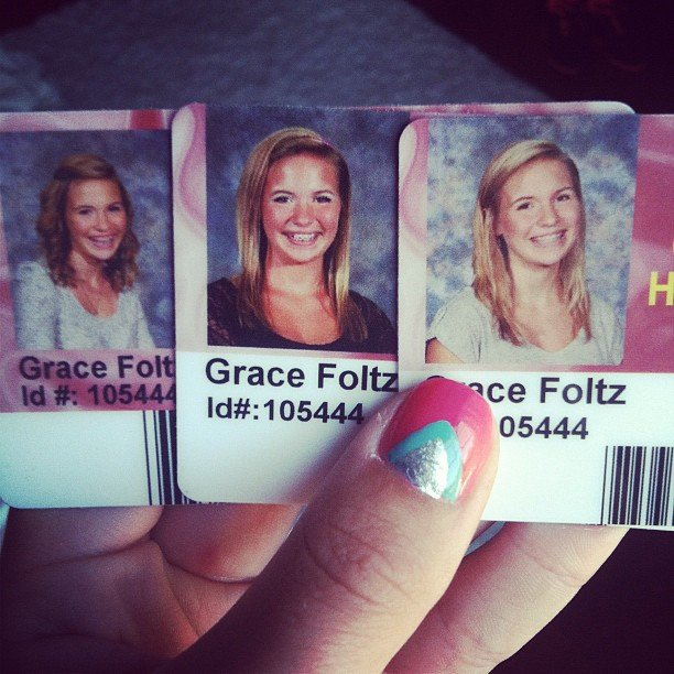 Comparing ID Cards