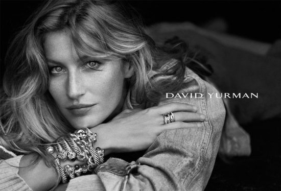 David Yurman Fall 2012 Ad Campaign