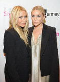 Mary-Kate and Ashley Olsen kicked off FNO by hosting an event at JCPenney in 2011.