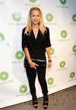 Rachel Zoe celebrated Fashion's Night Out at the Piperlime party in 2010.