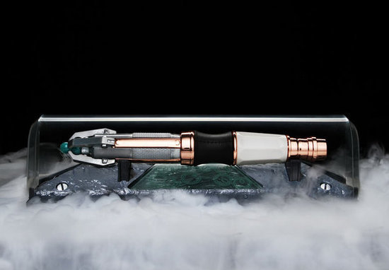 Sonic Screwdriver Programmable TV Remote ($100)