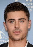 Zac Efron posed for the At Any Price photocall at the Venice Film Festival.