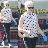 Channel Michelle Williams's adorable polka dots.