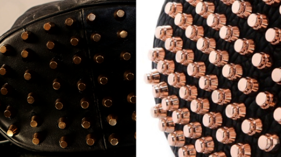 DIY: Make Your Own Studded Bucket Bag!
