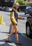 Taylor Swift stepped out in NYC.