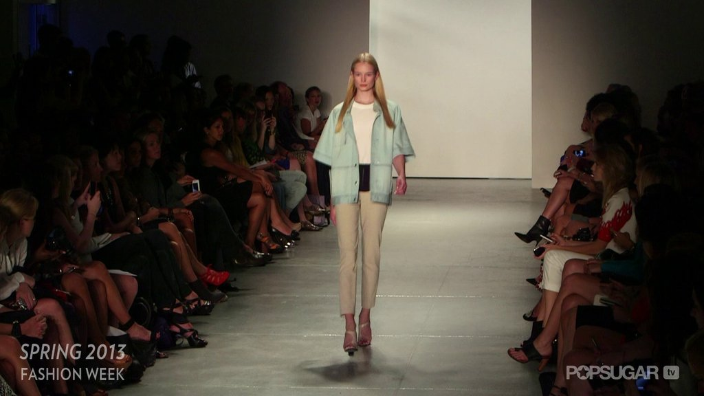 Tibi Serves Up a Seriously Covet-Worthy Spring 2013 Wardrobe