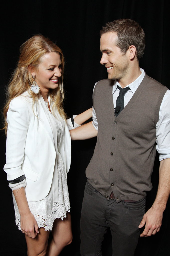 Blake Lively and Ryan Reynolds only had eyes for each other at CinemaCon in March 2011.