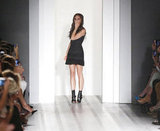 Victoria Beckham took a bow after presenting her collection during NY Fashion Week in September.