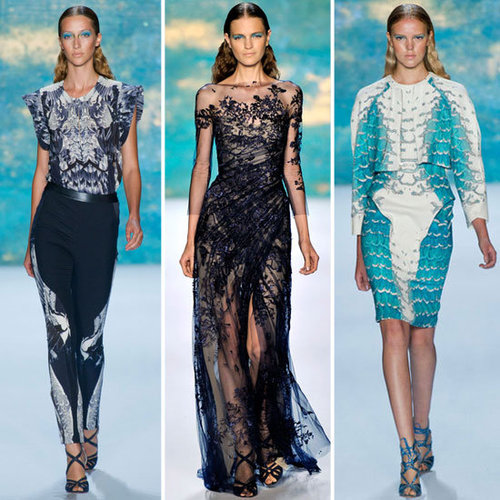 Monique Lhuillier Spring 2013 | Pictures
