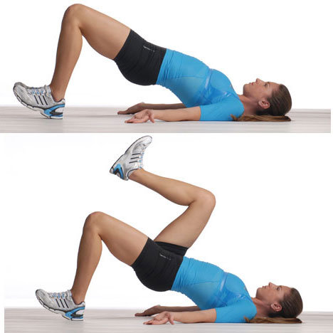 The Best Core Exercises For Runners