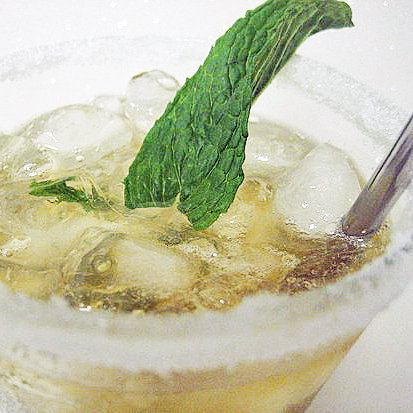 Lemon Mint Julep