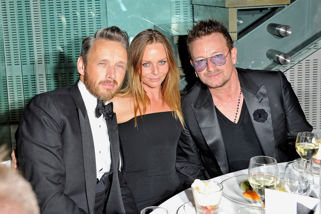 Alasdair Willis, Stella McCartney & Bono