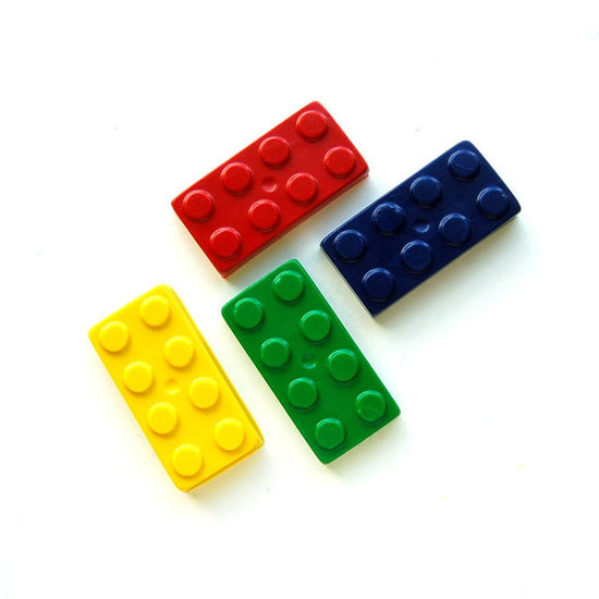 Recycled Building Block Crayons (12 for $11)