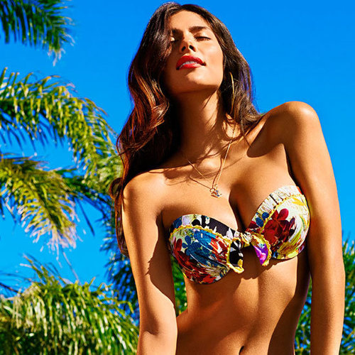 See Pia Miller Model Megan Gale's Isola Swimwear Line for Summer 2012-2013!