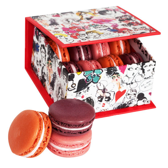 Perfect Pairing: Lanvin Creates Macarons With Ladurée