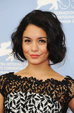 Vanessa Hudgens smiled at the Spring Breakers photocall at the Venice Film Festival.