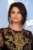 Selena Gomez and James Franco Debut Spring Breakers at Venice