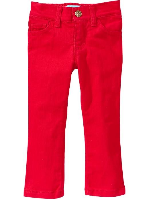 Old Navy Pop-Color Skinny Jeans ($19)