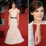 Keira Knightley in Chanel at Anna Karenina Premiere