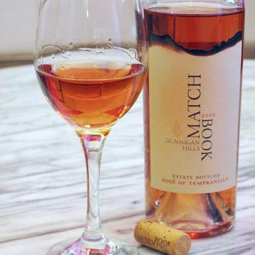 2010 Matchbook Rose of Tempranillo