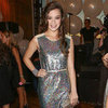 Hailee Steinfeld Wearing Sequined Dress