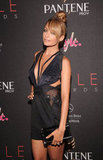 Nicole Richie wore a revealing dress to the Style Awards.