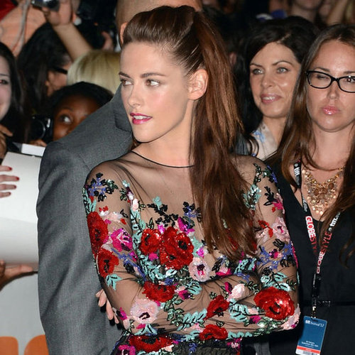 Kristen Stewart at Toronto Festival Premiere of On the Road