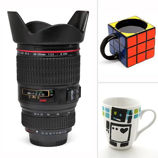 Mugs to Geek Up the Caffeine and Keep You Coding