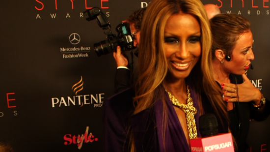 "Iman: ""Don't Be a Hanger For Hire!"""